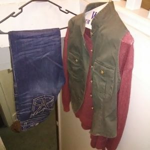 3 piece outfit size Medium or 10